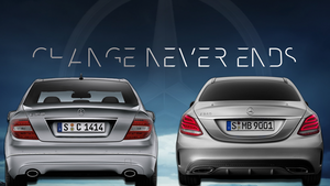 Change Never Ends (C-Series) by CagatayDemir