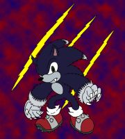 Were-Sonic by Wakeangel2001