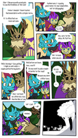 Mission 8: Page 3 (Present) by doodlesANDkyn