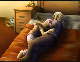 SoC: Well deserved rest by dragoonwys