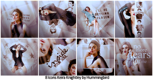 Keira's Icons by IZHummingbird