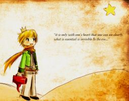 little prince by starblacks