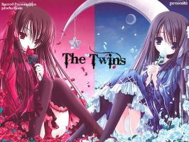 The Twins CD cover 1 by ShugoCharaJunkie