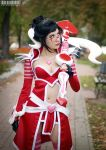 Heartseeker Vayne, photo from festival by clodia-romero