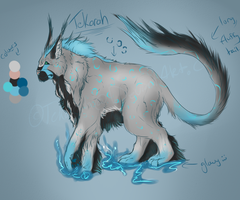 Tekarah Reference sheet 2 by Allixi