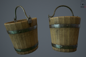 Bucket by atlantacus