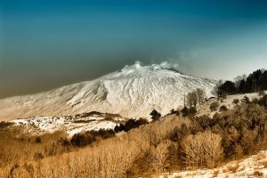 Etna Volcan by rebelblues
