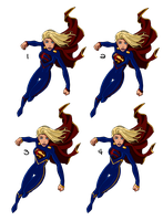 Superwoman Variations by Glee-chan