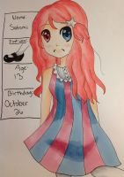 Satomi~ by CopicUser101