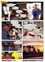 GGguys 52 Sam and Max Miami by SupaCrikeyDave