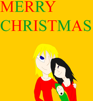 Merry Christmas by Finny-KunGoddess