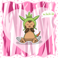 More Chespin!! by reaper600