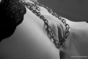 Chained by JaydeePhotos