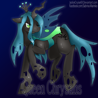Queen Chrysalis by JackieCruise69