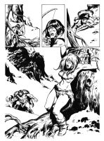 CONAN PAGE by benitogallego