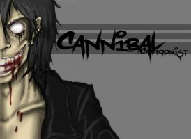 Cannibal Wallpaper by Cannibal-Cartoonist