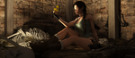 Tomb Raider Chronicles - Golden Rose by James--C