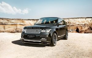 2014 Hamann Range Rover Vogue by ThexRealxBanks