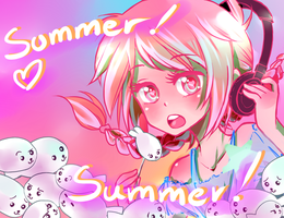 Summer ID by Author-chan