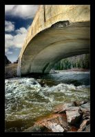 Spanning the Chippewa River by tfavretto