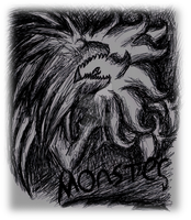 Monsta by Scr1b3