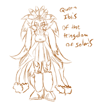 Iblis The Queen 0f The Kingd0m 0f S0laris by Twilight-Entropy