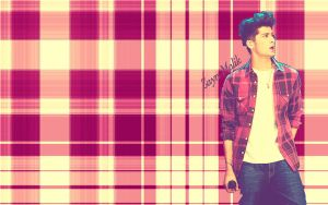 Zayn Plaid Wallpaper 1 by iluvlouis