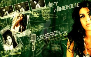 Amy Winehouse by ash-110