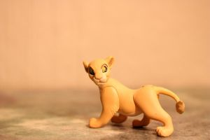 The Lion King 1 - Nala Choco Party Figure by CrocodileRawk