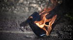 Burn away the Masquerade  1080p Wallpaper by wasted49