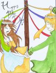 May Day (First spring contest entry) by andrea-neesama