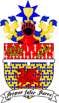 Coat of Arms for Priory Sir Percival of Wales by meloland