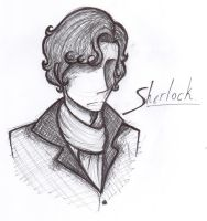 Mr. Holmes by ImHereForTheDrarry