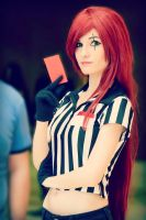 Red Card by LadyNoa