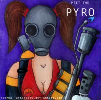 Pyro Girl by Eternal-Afterglow