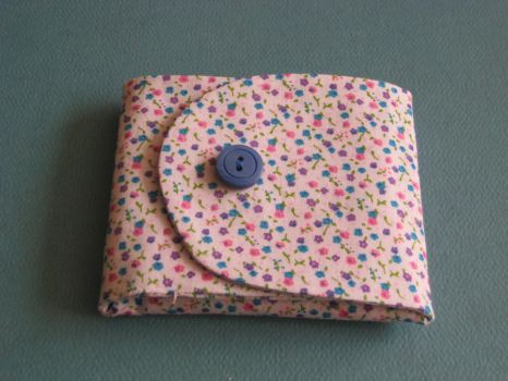 Needle book 1. by LittleLucille