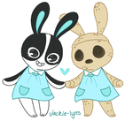 Creepy Bunny Cult Now Accepting Applications by Jackie-lyn