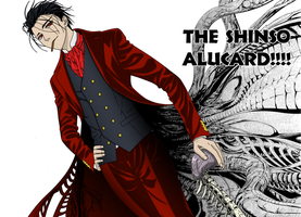 The Great Shinso Alucard Color WIP by toms2435