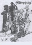 Kingdom Hearts 2 (old) by prod44