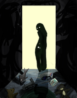 Why I'm scared of the dark by Ramvling