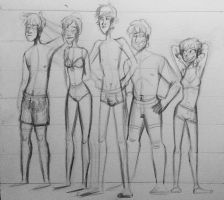 Character chart WIP by alyn-art