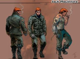 Jack MacIntyre: Colored-----+ by TV-TonyVargas