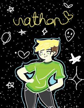 Space-Nathan by EdwardElric8279