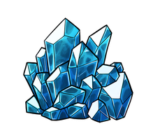 365 Day 166 Crystal by Korikian