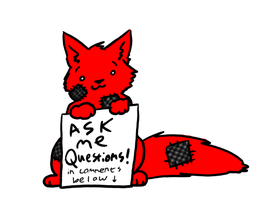Ask Patches (and cherry) by moonlightartistry