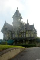 William Carson Mansion by Foux