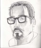 gordon freeman by snerferder