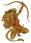 [ PRIZE ] Laguna the archer by IustinianieArchers