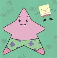 Patrick Star by Noctum666