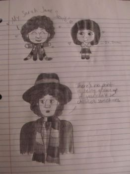 Childish Doodles by girlwitharubbersoul